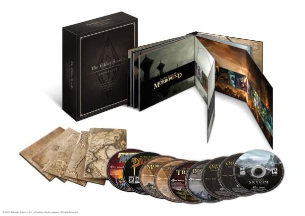 The-Elder-Scrolls-Anthology